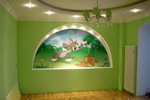 Для детской комнаты постер для